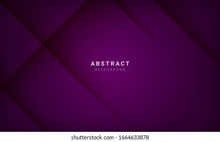 minimalist purple gradient background with shapes abstract creative backgrounds, modern landing page vector concepts.
