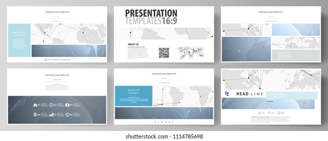 Royalty Free Powerpoint Template Minimalist Stock Images