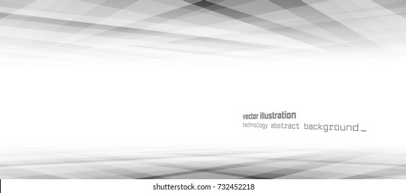 Minimalistic architectural background. Vector illustration
