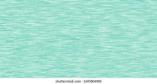 Mint Gray Heather Marl Triblend Melange Seamless Repeat Vector Pattern. Swatch. T-shirt fabric texture.