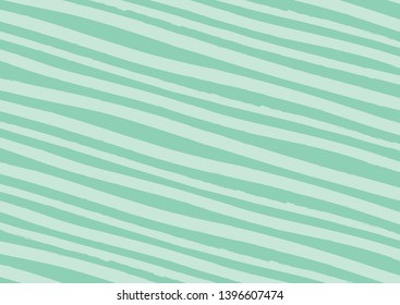 Mint stripes background design for print and web.