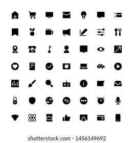 Miscellaneous Icon Set Glyph 32 px