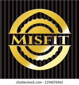 Misfit shiny badge