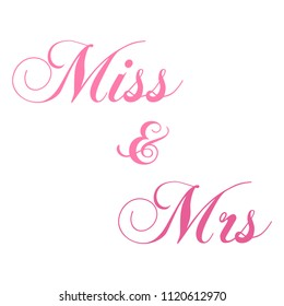 Miss Or Mrs Who