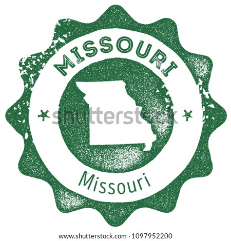 Missouri Map Vintage Dark Green Stamp Stock Vector (Royalty ... on beer brand map, beer bottle map, beer chart map,