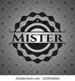 Mister dark emblem