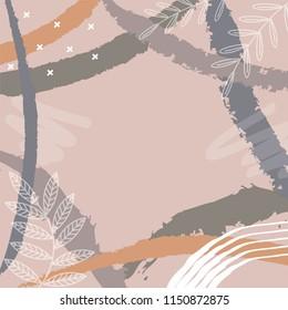misty scarf pattern design