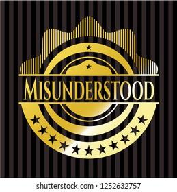 Misunderstood shiny emblem