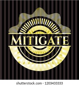 Mitigate golden emblem
