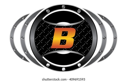 Mixed Martial Arts letter B