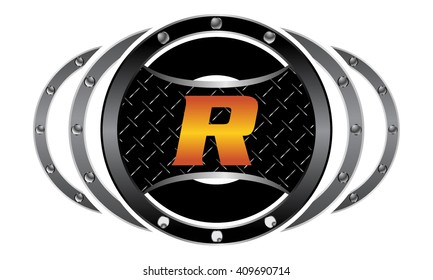 Mixed Martial Arts letter R