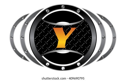 Mixed Martial Arts letter Y