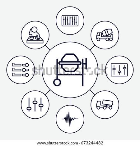 Sound Mixer Diagram