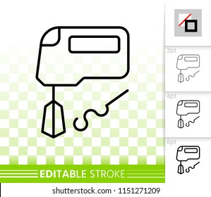 Kitchenaid Mixer Stock Vectors Images Vector Art Shutterstock