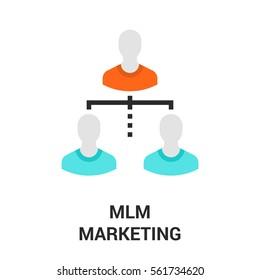 mlm marketing icon.