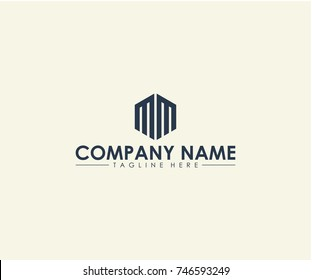 MM logo design