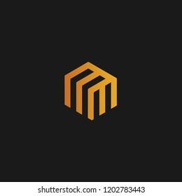 MM logo , M icon Logo
