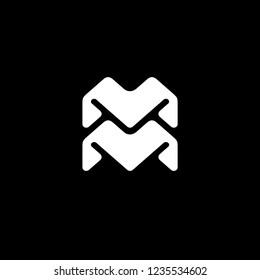 MM monogram/ initial MM/ MM symbol logo design inspiration