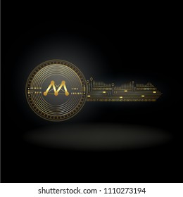 Moac Cryptocurrency Coin Private Key