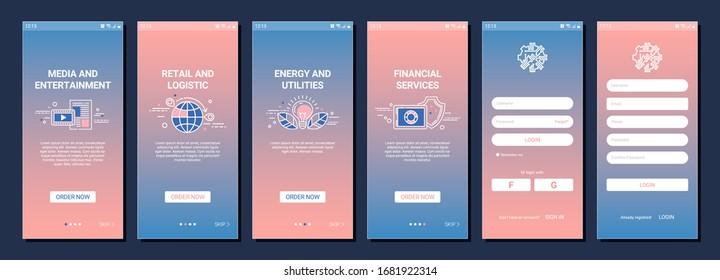 App Design Images Stock Photos Vectors Shutterstock