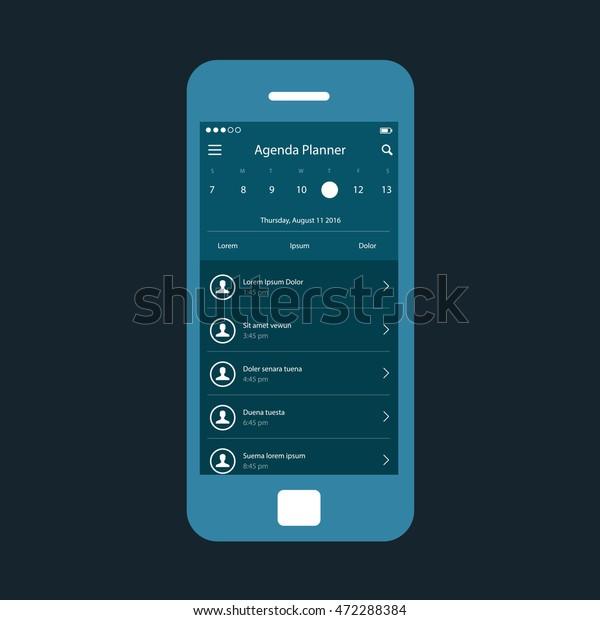 Datování šablony profilu aplikace