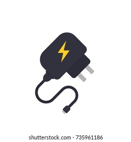 Mobile charger vector illustration