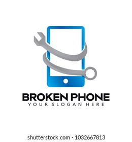 Mobile devices service and repair logo