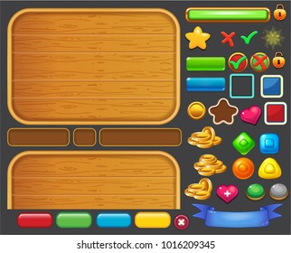 Mobile Game Sprites Template - Assets