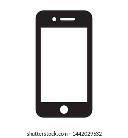 Mobile Handphone Tablet Gadget Icon Vector
