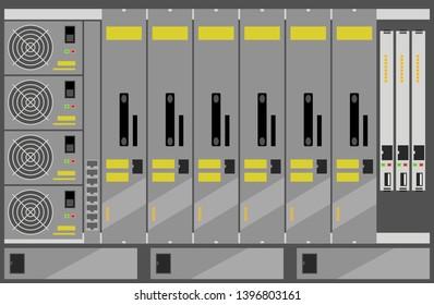 Mobile Network Element: Base Transceiver Station