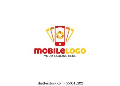 Mobile Phone Corporate Logo
