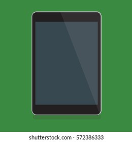 Mobile phone design,clean vector