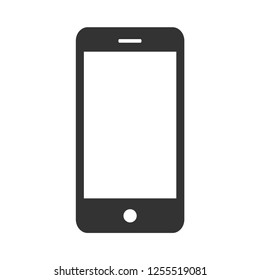 Mobile phone icon.Smartphone vector sign.Cell phone symbol.Communication illustration for graphic design, web and mobile platforms.