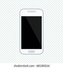 Cell Phone Transparent Background Images Stock Photos Vectors