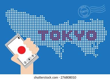 Mobile Travel  in TOKYO
