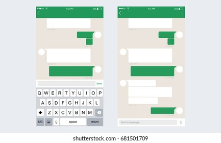 Whatsapp Images, Stock Photos & Vectors | Shutterstock