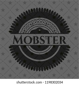 Mobster dark emblem