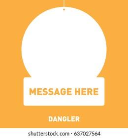 Mock-up Dangler