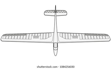 Model Glider Images, Stock Photos & Vectors | Shutterstock