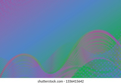 Modern  abstract background design  made of flowing wavy colorful lines and shapes. Jpg and Vector illustration, editable can be used on promotional materials such as  brochures or posters.