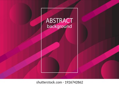 modern abstract background, purple and pink color for flyers, banners, book covers