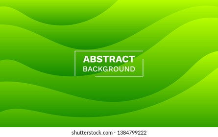 Modern abstract background. Wavy background
