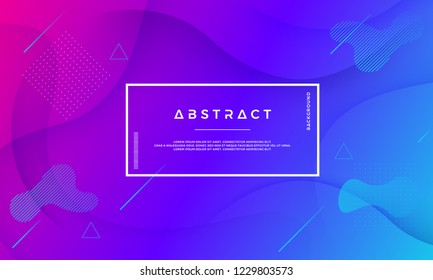 Modern abstract vector background. Futuristic, Geometric vector background.