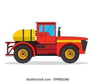 Modern Agriculture Farm Vehicle - Sprayer