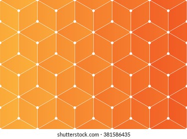 Modern background pattern