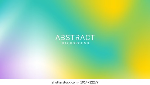 Modern blurred background for wallpaper, brochure, flyer, cover, etc. Vector EPS 10