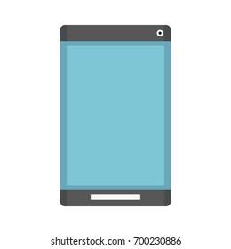 modern cellphone icon image