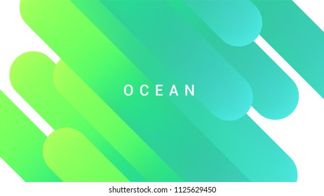 Modern color gradient shape abstract background vector