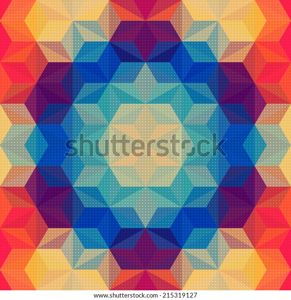 Modern Colorful Pattern
