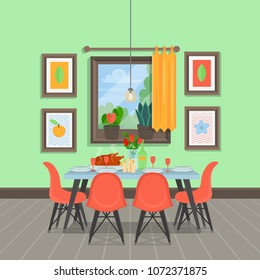 Dining Cartoon Images Stock Photos Vectors Shutterstock